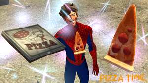 Pizza Time. by FryingPan115