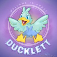 It's Ducklett!