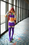 Teen Titans: The Alien Girl from Tamaran by MangoSirene