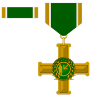 Marine Cross by CommieTechie