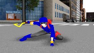 Human Sly Cooper MMD DL by slyfan1030