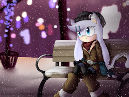 Let it snow... by hikariviny