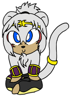 WuKong Chibi by SleeplesslyDreaming