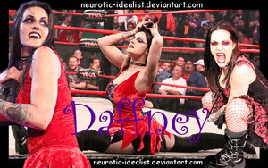 Daffney Banner by Neurotic-Idealist