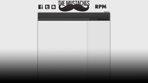 The Mustaches Partner YouTube Background by ricardojsantos