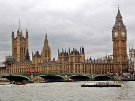 Houses of Parlament by MaryFlowerPower