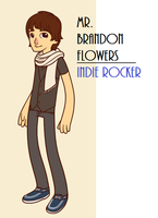 Brandon Flowers- Young by FatalFashion
