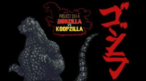The Origin of Godzilla (GXK) by KingAsylus91