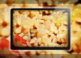 CHAHAN RICE by MIATARI