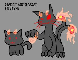 CharKit and CharCat by ObsidianWolf7