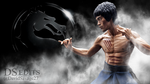 Mortal Kombat X Bruce Lee by ultimate-savage