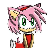cute Amy Rose by Kartsuli
