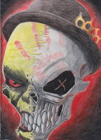 Five Finger Death Punch logo 2 by snokis