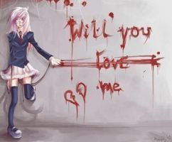 .:Poetry:. Will you love me? by MelinaThePoet