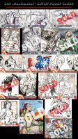 Sketch Card AP's avaiable by SaviorsSon