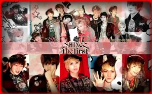 SHINee The First by crystalSHINee4evr
