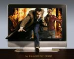Doctor Who, Ten-Martha TV by macfran