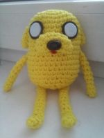 Jake the dog by CHU-BURA