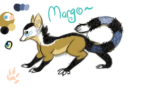 Margo Ref by FoolsCourage