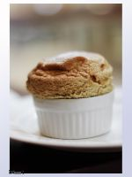 Baileys Irish Cream Souffle by viennidemizerable