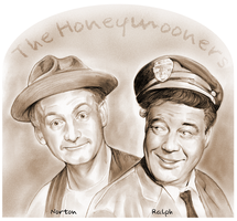 Honeymooners by gregchapin