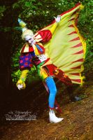 Kefka - Final Fantasy VI / Erendrym by ShashinKaihi