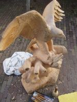 eagle in progress12 by woodcarve