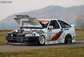 Toyota_Corolla by Germanow17