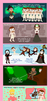 Skyrim: The Epic Quest of Naked Couriers by Norroen-Stjarna
