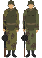 Assault Engineer's and Sappers - Circa 1941-45 by JoeyLock