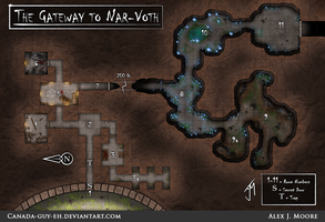 The Gateway to Nar-Voth by Canada-Guy-Eh