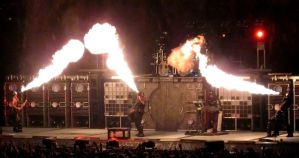 Rammstein Flame by Matal80