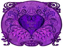 Share the Love by Violette-Aner