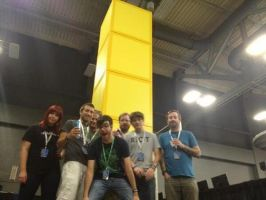 AH at RTX by gavinfree