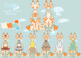 Scutjie - Character Reference by Sarcasm-theSickness