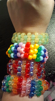Mini Kandi Cuff Sale/Tradeables Pt.2 by anne-t-cats