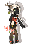 Fall Colors Adopt [[OPEN]] by Omega-Fluff