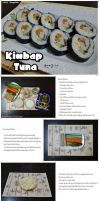 How To Make Kimbab, Malay Version by SongAhIn