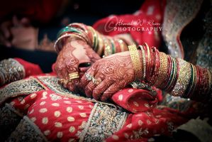 wedding hands - II by ahmedwkhan