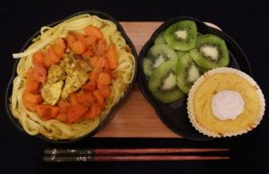 Another Spring Bento by shinjuco