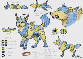 Lodjur Character Sheet by Sally-Ce