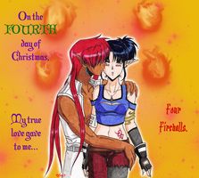 :.: 4 Day of Christmas 07 :.: by zoro4me3
