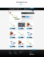PSD for sale by Visual-Creative