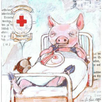 'piggy' by miorats