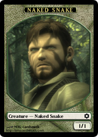 Snake Token 4 by Drayle88