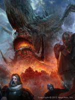 Devil-splited-off-the-earth adv by Cynic-pavel