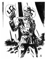 The Red Skull by deankotz