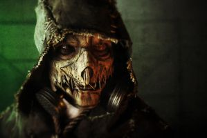 ScareCrow by Red1Abdu