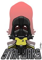 Star Vader by GiulianoBotter