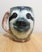 Sloth Mug by aviceramics
